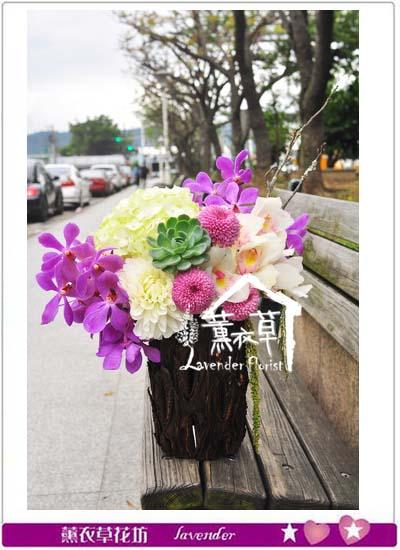 盆花設計 106032127