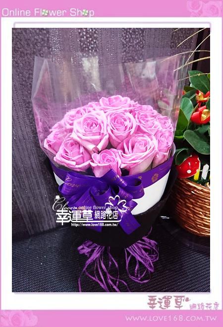 玫瑰花束A0416