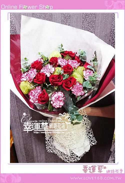 優質花束A0303