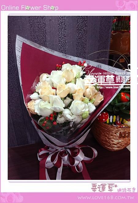 玫瑰花束A0325