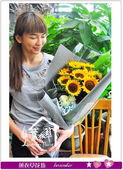 向日葵花束106062316