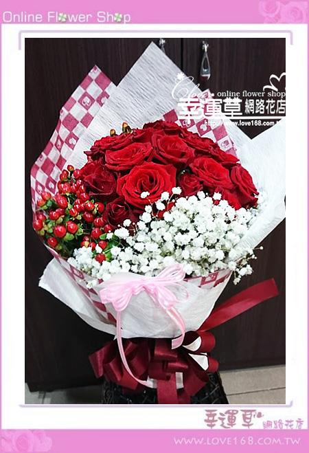 優質花束A0311