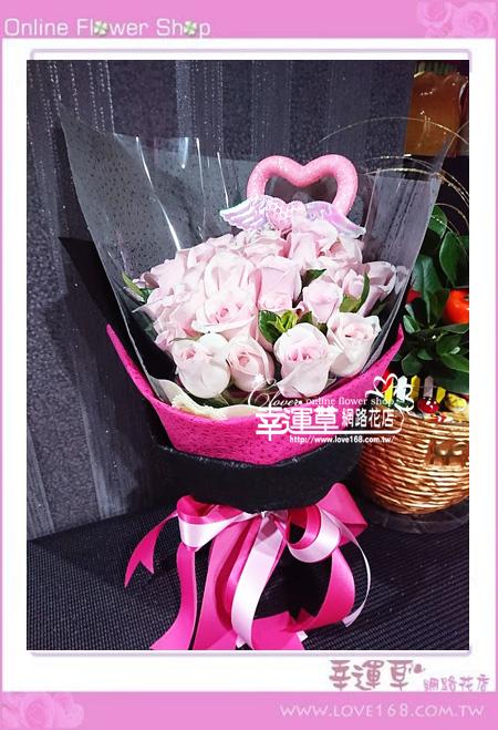 玫瑰花束A0419