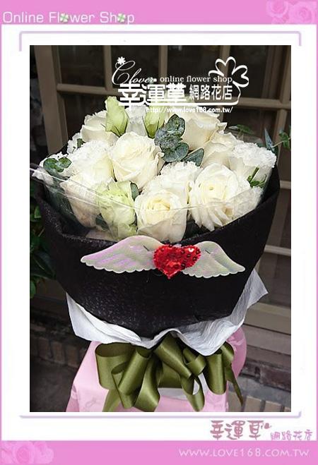 優質花束A0312