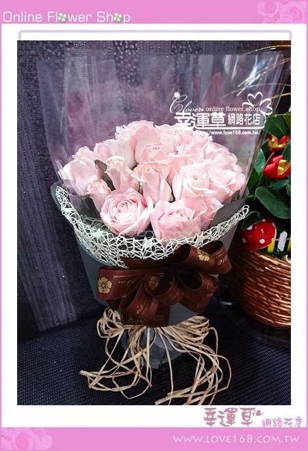 玫瑰花束A0417