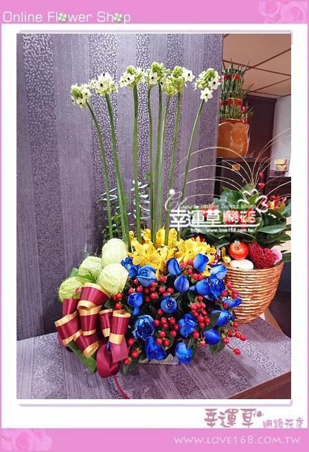 優質盆花C0401