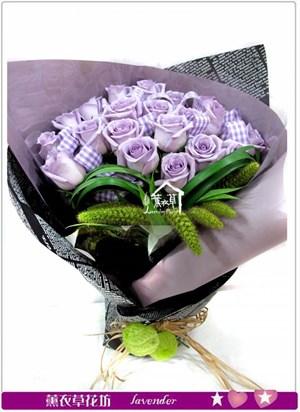 荷蘭進口紫玫瑰aa5207