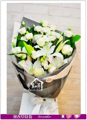 玫瑰花束b042407