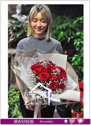 玫瑰花束 107010416