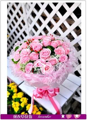 玫瑰花束c101511