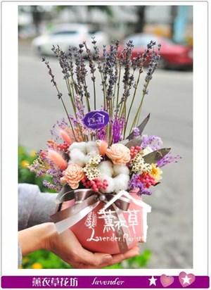 乾燥花設計106011611