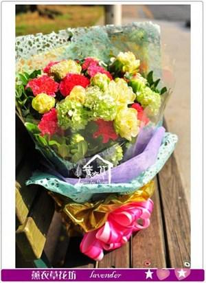 歐式花束設計b042936