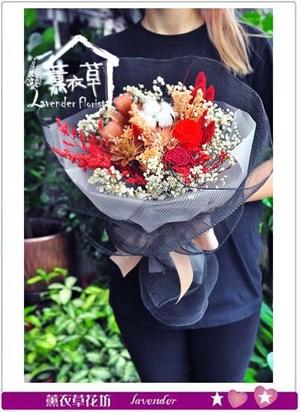乾燥花花束106081608
