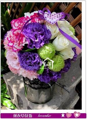 歐式盆花設計c051256