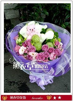 精緻花束y4169