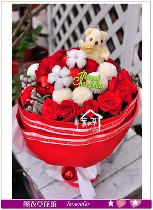 玫瑰花束c112802