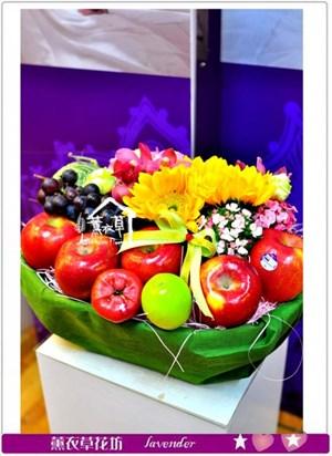 水果禮盆a012207