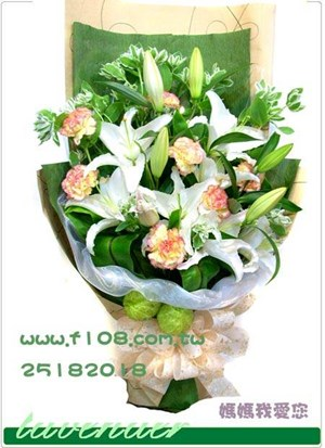 母親節花束G582