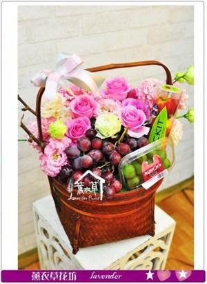 水果禮盆b041524