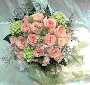 新娘捧花H12