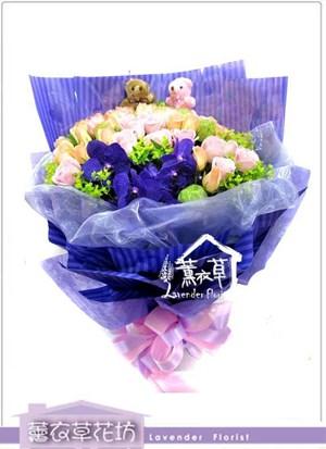 玫瑰60朵設計aa5543