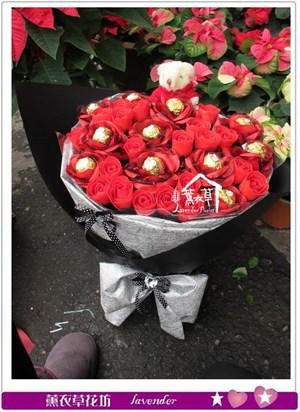 金莎&香氛玫瑰設計~<BR>新品限量優惠中b112723