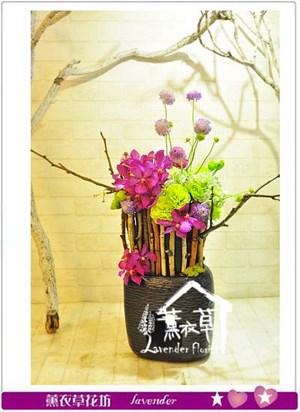 盆花設計 106050502