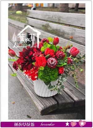 盆花設計106032111