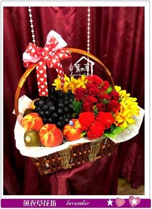 水果禮籃c071520