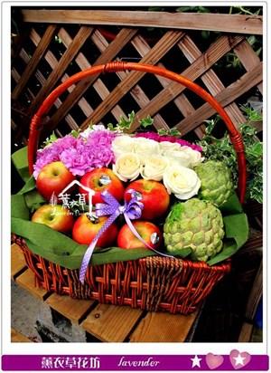 水果禮籃c072906