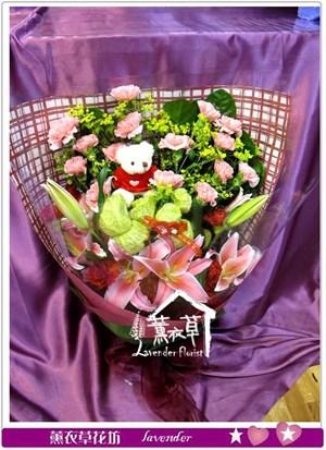 康乃馨花束y435670