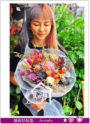 乾燥花花束 106081607