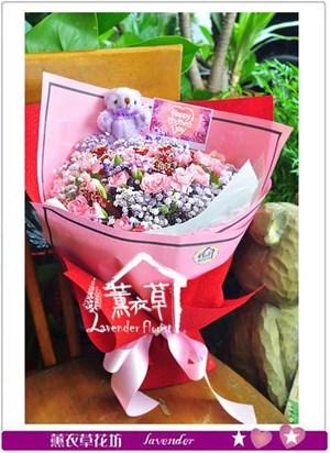 康乃馨花束 106050908