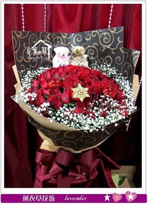 玫瑰99朵b120314
