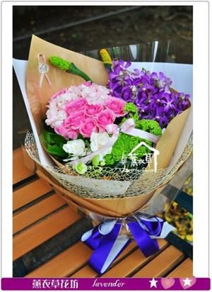 精緻花束設計b042726