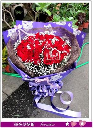 紅玫瑰60朵c032710