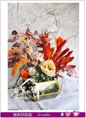 乾燥花設計 106112009