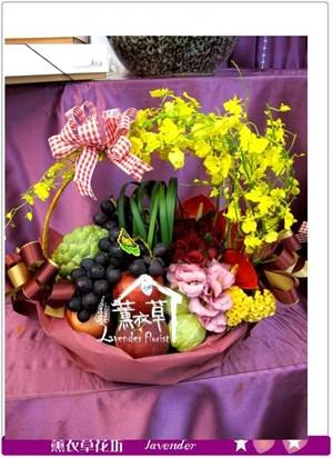 水果禮盆設計aa5354