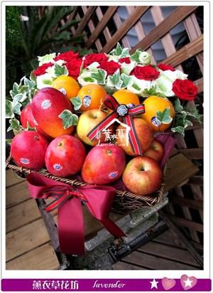 水果禮籃c070522