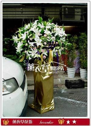 藝術花柱設計一個y31702