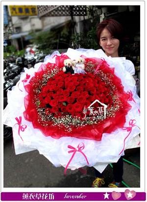 玫瑰99朵c071947