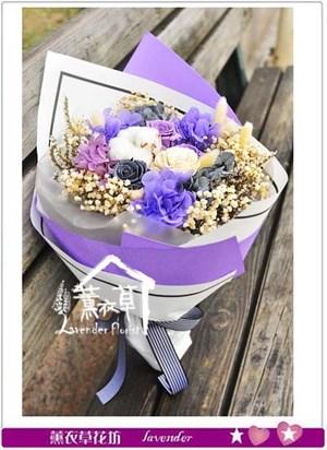乾燥花花束106081619