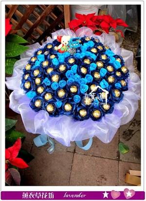 金莎&香氛玫瑰設計b122406