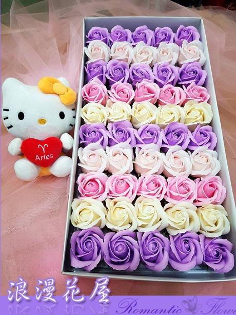 香氛玫瑰 4-138