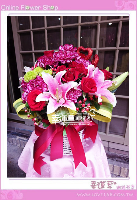 優質盆花C0503