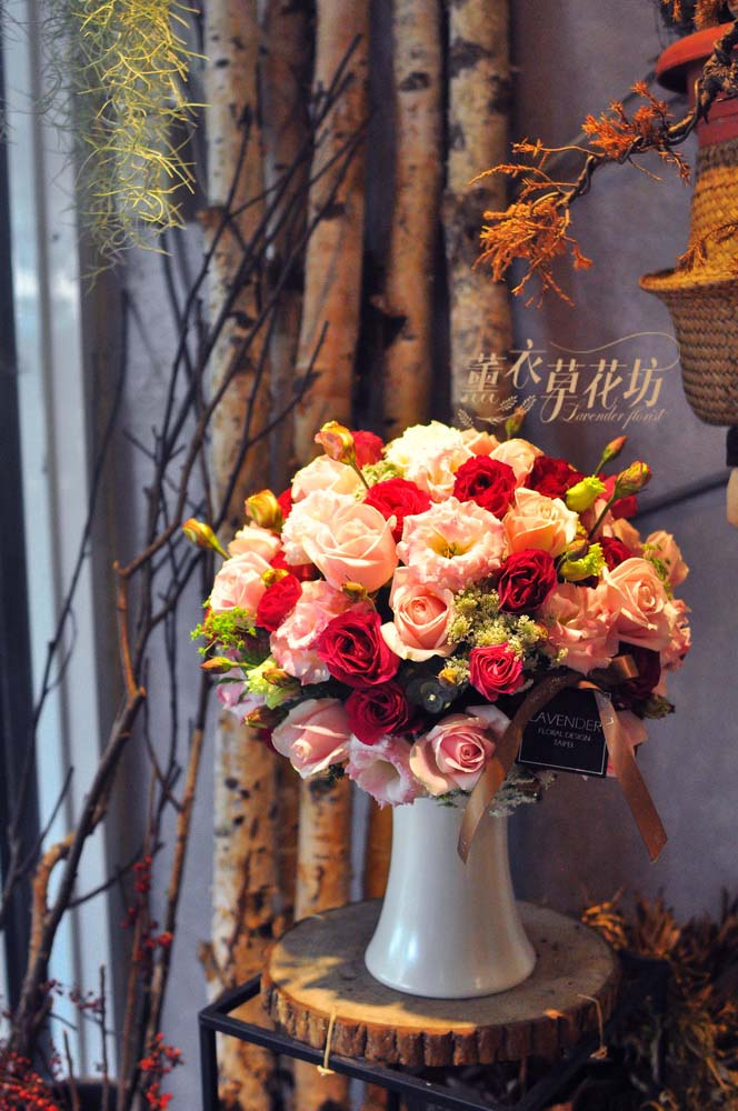 盆花設計 108040902