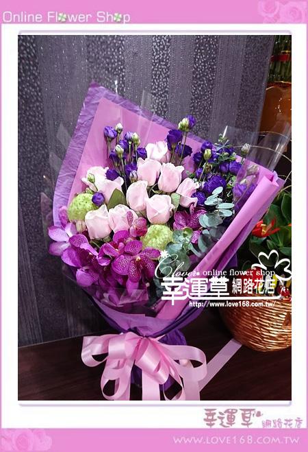 優質花束A0326