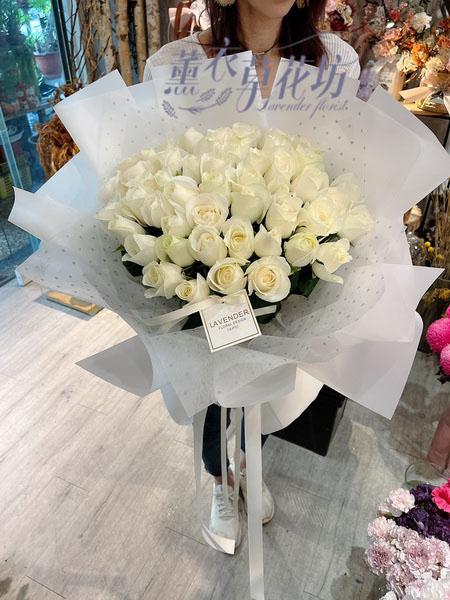 玫瑰50花束朵107060607