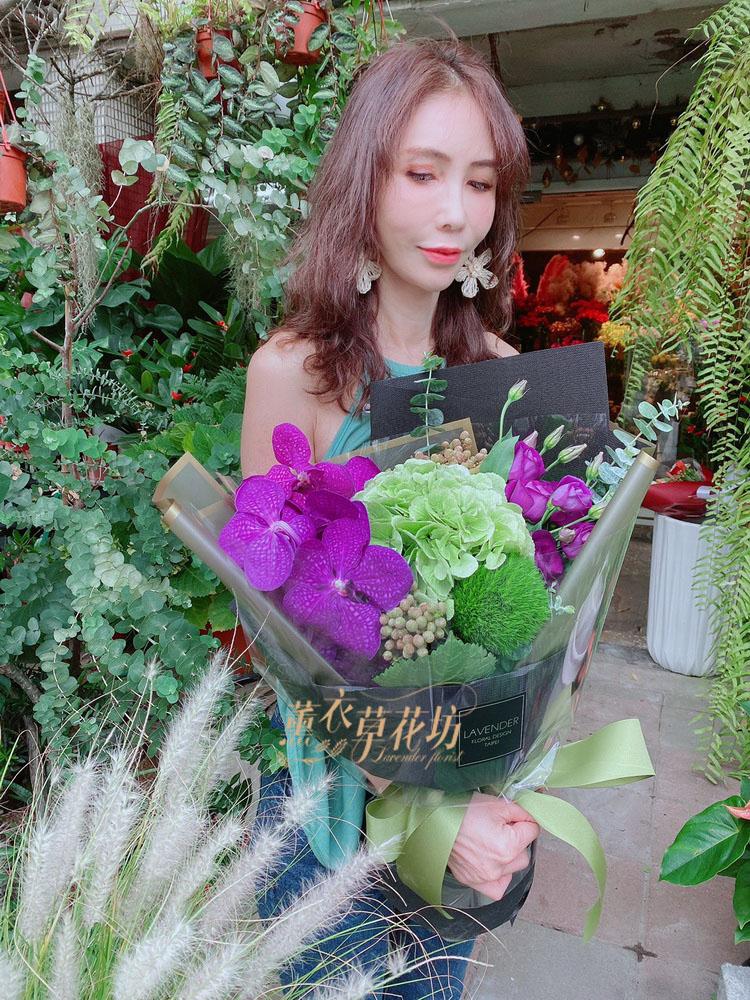 繡球花束109110302