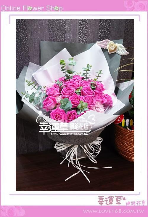 玫瑰花束A0323